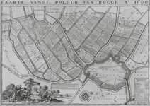 1969-1250 Kaart van de Ruggepolder [facsimile]