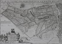 1969-1252 Kaart van de polders Oud en Nieuw Rockanje [facsimile]