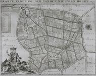 1969-1253 Kaart van de polder Nieuwenhoorn [facsimile]