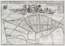 1969-1257 Kaart van de Natersepolder en de polder Pancrasgors [facsimile]