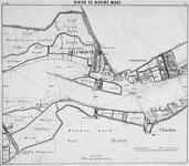 1969-1669 Kaart van de Nieuwe Maas van de Westerkade tot Schiedam