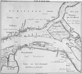 1969-1670 Kaart van de Nieuwe Maas en de Hollandse IJssel bij IJsselmonde en Bolnes en Krimpen aan den IJssel
