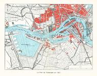 1970-1792 Kaart van de havens van Rotterdam
