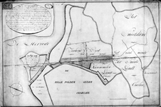 1972-49 Kaart van Feijenoord, de Hillepolder, Varkenoord en Smeetsland [foto]