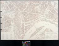 1972-755-1 Kaart van het centrum van Rotterdam van voor mei 1940