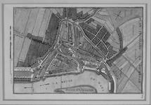 1973-5362 Plattegrond van Rotterdam