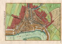 1973-5363 Plattegrond van Rotterdam.
