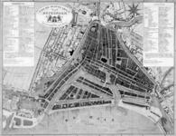 1973-5378 Plattegrond van Rotterdam
