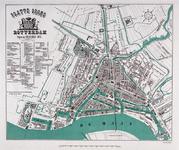 1973-5380 Plattegrond van Rotterdam.