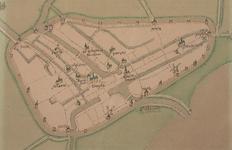 1973-5406 Plattegrond van Rotterdam