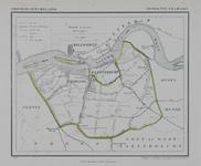 1973-5411 Kaart van de gemeente Charlois