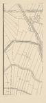 1975-1110-8 Kaart van Rotterdam en omgeving. De Delfshavensche Schie, de polder Mathenesse en de Bospolder.