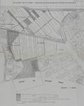 1975-198 Kaart met aanduiding van grenswijzigingen tussen Rotterdam en Schiedam