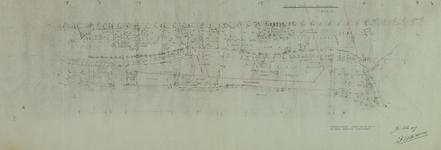 1978-1827 Kaart van de Bergpolder met geprojecteerde straten (Stadhoudersweg, Van Maanenstraat, Schieweg en ...