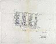 1978-1828 Plattegrond van een gedeelte van de wijk Rubroek met aanduiding van de aan het ''Bouwbureau ...