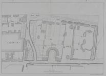 1978-2005 Plattegrond van de Muizenpolder met genummerde percelen aan de Scheepstimmermanslaan en de Van ...