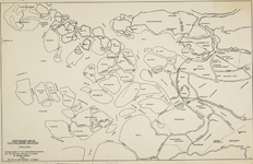 1978-2020 Schetskaart van de Zuid-Hollandse eilanden omstreeks 1300.