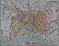 1979-113 Plattegrond van Rotterdam.