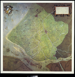1979-360 Kaart van het Hoogheemraadschap van Delfland [facsimile]