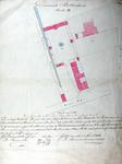 1979-709 Plattegrond van percelen gelegen tussen de Lijnbaanslaan, de Binnenweg en de Coolsingel