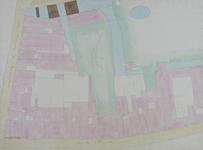 1979-725 Plattegrond van het huizenblok Korte Hoogstraat, Boijmansstraat, Coolvest.