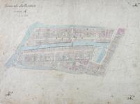 1979-726 Kadastrale kaart van Rotterdam, sectie K. Het afgebeelde gebied wordt begrensd door de Botersloot, Hoogstraat, ...