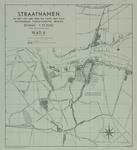 1980-210 Plattegrond van de voormalige gemeente IJsselmonde en omgeving