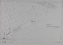 1980-22 Kaart van de binnenstad van Rotterdam, bestaande uit 20 bladen. Blad 11 de Nieuwehaven en het Haringvliet