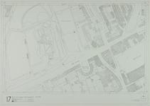 1980-28 Kaart van de binnenstad van Rotterdam, bestaande uit 20 bladen. Blad 17 het Park en de Westzeedijk en omgeving