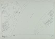 1980-29 Kaart van de binnenstad van Rotterdam, bestaande uit 20 bladen. Blad 18 een deel van het Noordereiland en de ...