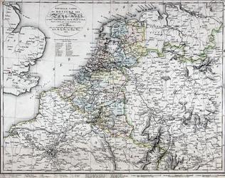 1980-354 Kaart van het koninkrijk der Nederlanden