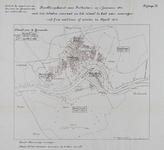 1980-355 Kaart van Rotterdam met aanduiding van bevolkingsdichtheid en de woningvoorraad en het tekort aan goedkope woningen
