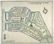 1980-363 Plattegrond van een gedeelte van Vreewijk