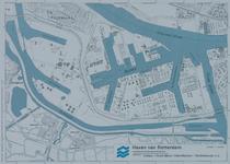 1981-229-II Kaart van het Botlekgebied, Rozenburg en het Hartelkanaal en omgeving