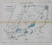 1982-872-3 Terreinkaart voor schaatsenrijders van het gebied tussen Leiden, Amsterdam en Haarlem
