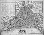 1982-873 Plattegrond van Rotterdam.