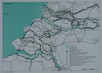 1983-3954 Kaart van het Deltaplan