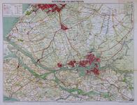 1983-804 Kaart van Rotterdam en omstreken voor wandelaars, wielrijders en automobilisten.