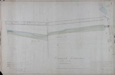 1984-1360-1 Kadastrale kaart van de Waschbleekstraat [Mauritsstraat], Binnenweg en Stuiverslaan [Eendrachtsstraat], ...