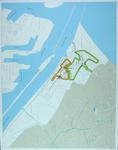 1985-52 Proceskaart bemalingsdistricten en bedienbare middelen, blad Hoek van Holland, 's Gravenzande en Heenweg.