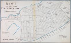 1986-43 Kaart van de polder Prins Alexander