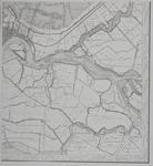 1987-1403 Kaart van Rotterdam en omstreken in vier bladen. Blad D rechtsonder: Kralingen, Ridderkerk, Barendrecht, ...