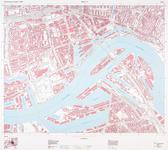 1988-694 Plattegrond van het stadscentrum