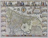 1989-995 Kaart van het Graafschap Holland