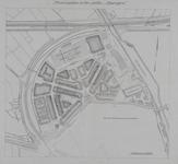 1992-3027 Plattegrond van het stratenplan van Spangen