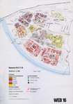 1993-2509-16 Ringband met plattegronden van de WEB-districten van de Roteb, met gegevens over de huisvuilophaaldienst, ...