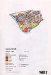 1993-2509-2 Ringband met plattegronden van de WEB-districten van de Roteb, met gegevens over de huisvuilophaaldienst, ...