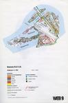 1993-2509-9 Ringband met plattegronden van de WEB-districten van de Roteb, met gegevens over de huisvuilophaaldienst, ...