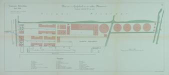 2001-670-1 Plan voor een gasfabriek aan de rechter Maasoever (Kralingen-West)