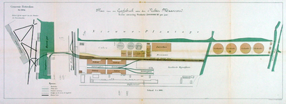 2001-670-3 Plan voor een gasfabriek aan de rechter Maasoever (Kralingen-West)